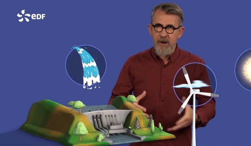 L'électricité bas carbone