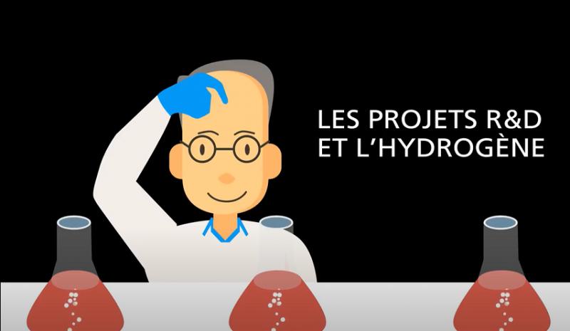 L'hydrogène, un vecteur d'avenir pour l'énergie