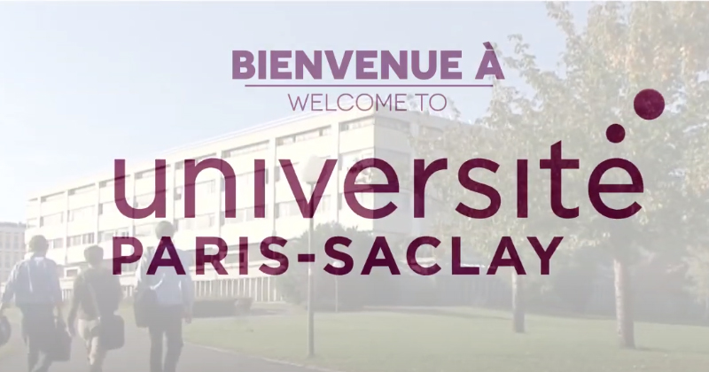 Bienvenue à l'Université Paris-Saclay