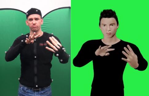 Les langues des signes : et si les ordinateurs savaient les comprendre ?