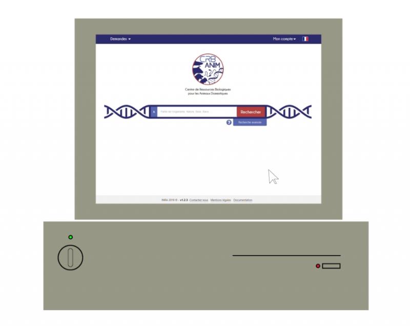 Le chemin d'un échantillon dans le Centre de Ressources Biologiques (CRB)